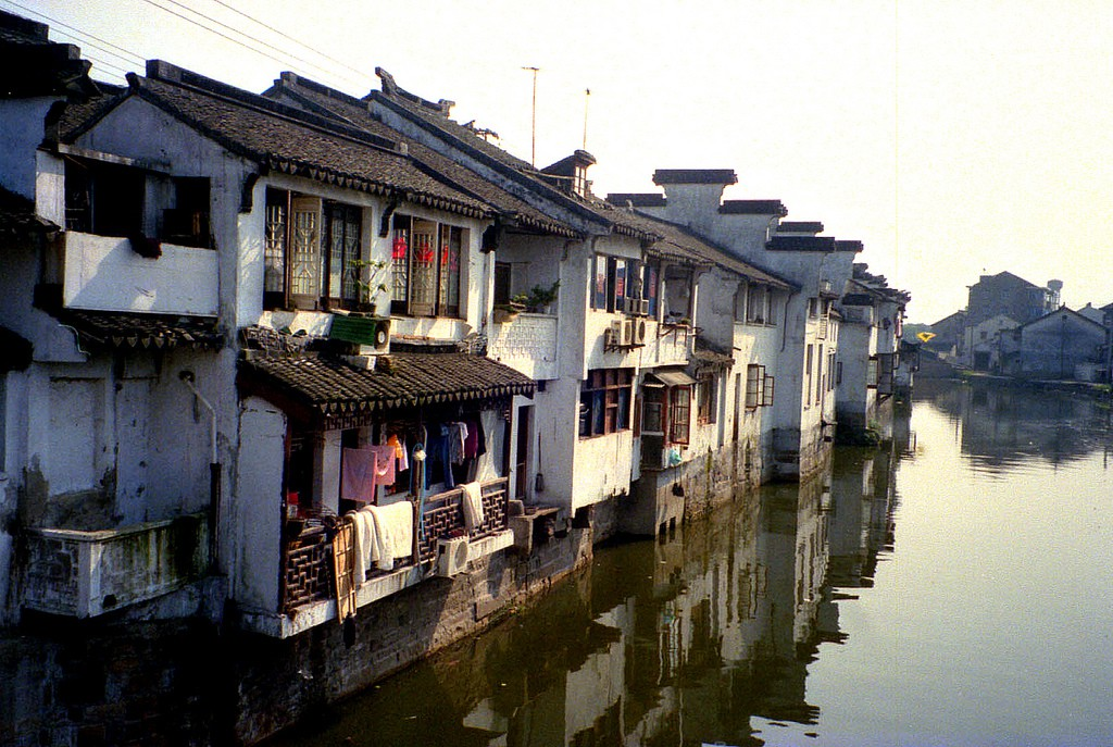 Suzhou |© Brian Harrington Spier/Flickr