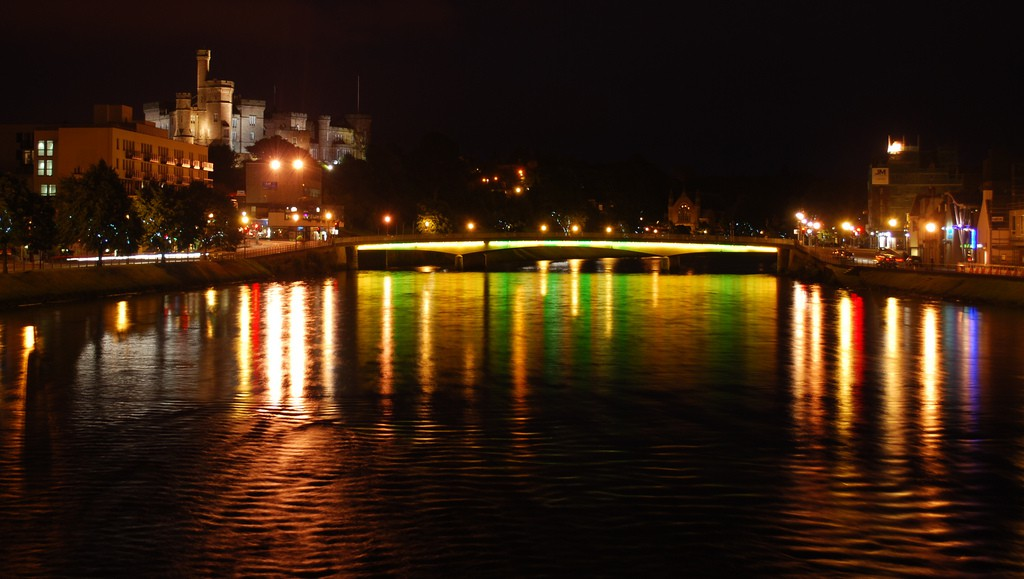 Inverness at Night | © Jacopo/Flickr