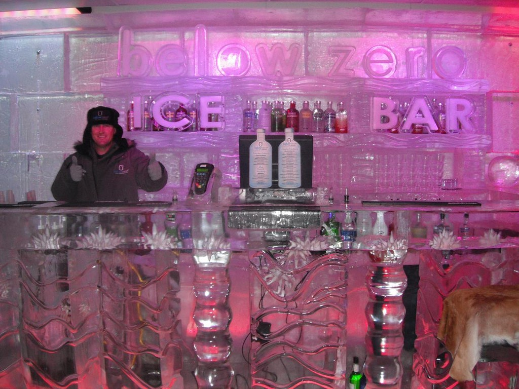 Queenstown Ice Bar | © Ian Armstrong/Flickr