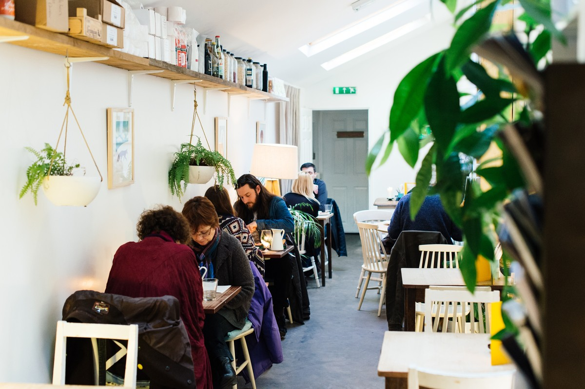 The Best Cafés And Coffee Shops In Bristol Uk