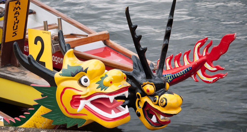 Dragon Boats | © Nick Hubbard / Flickr