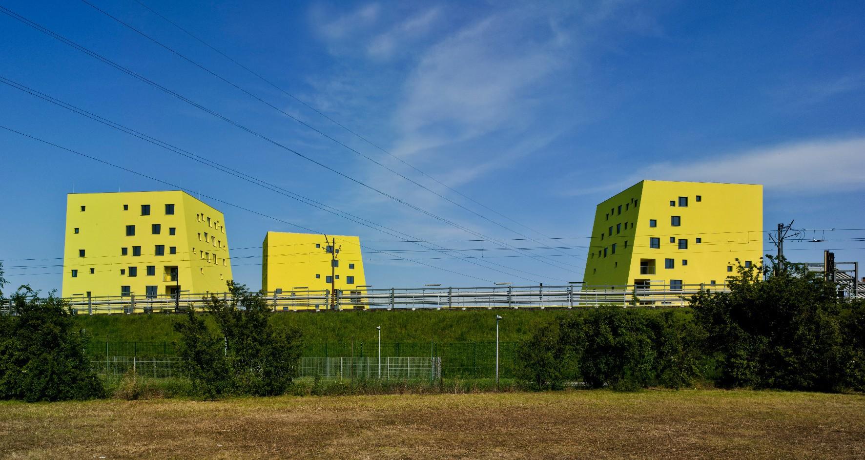 Viviendas de protección oficial en Viena | © David Frutos/PLAYstudio