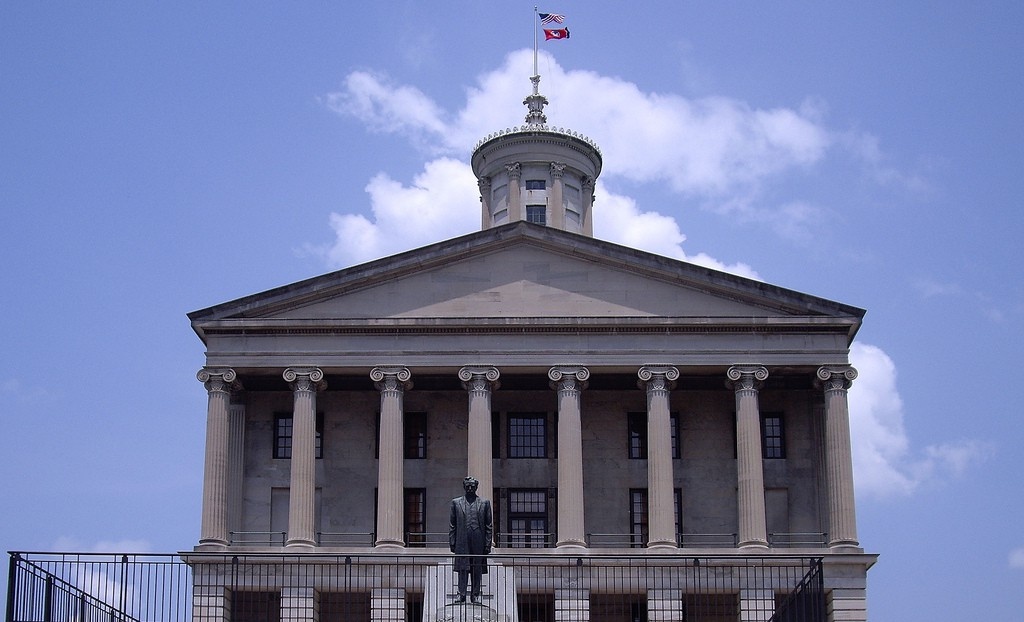 Tennessee State Capitol | © Ron Cogswell / Flickr