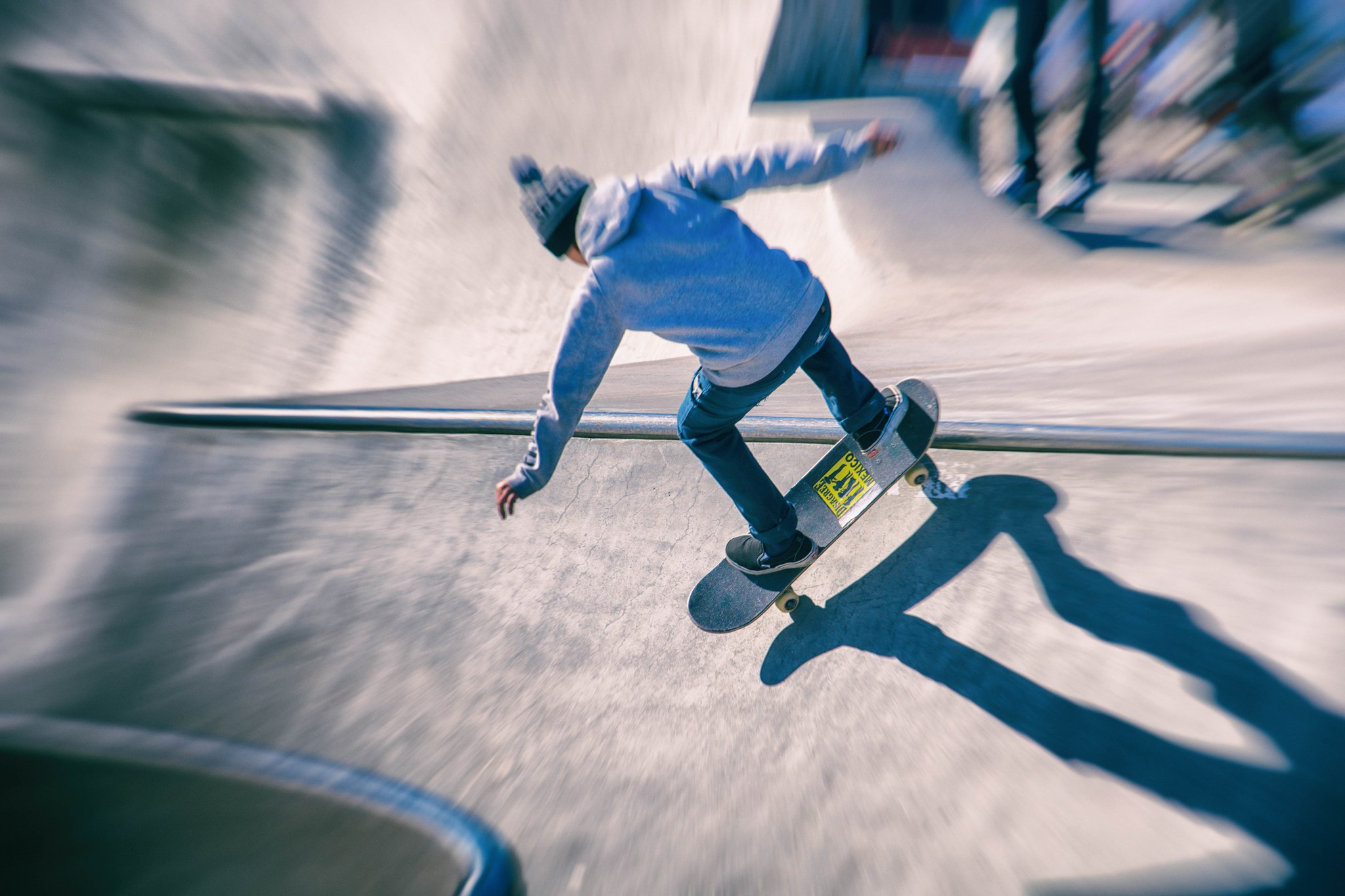 Malmö is a serious skateboarding city | ©Maria Eklind / Flickr