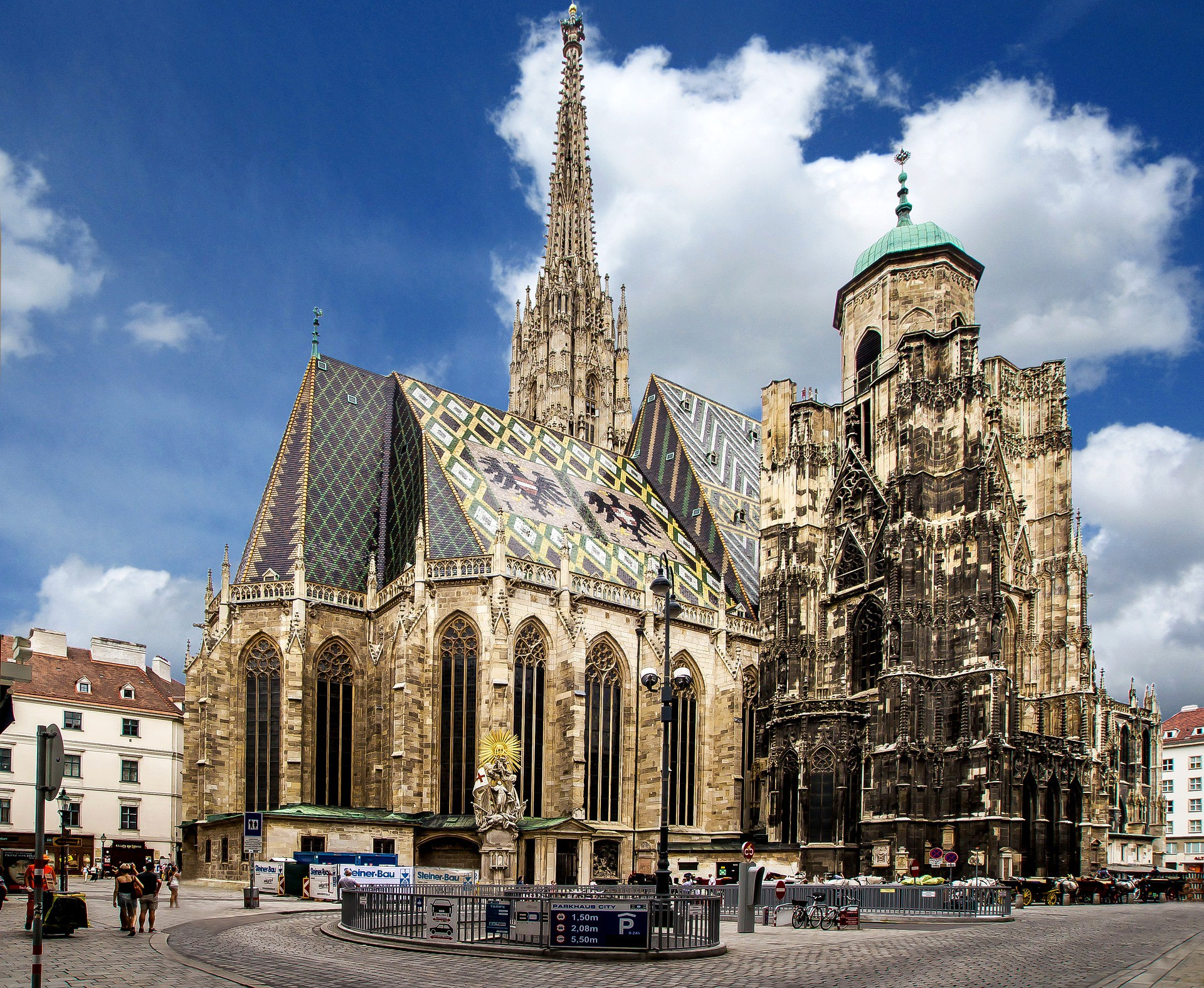 A Brief History of Vienna's St Stephen's Cathedral