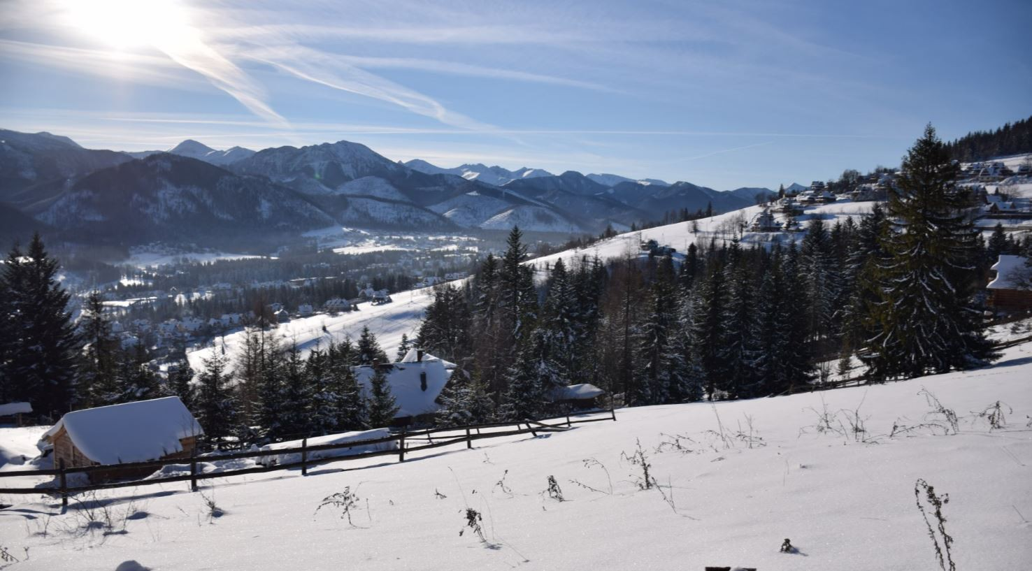 View across the Zakopane Valley | © JRF/LiveKrakow
