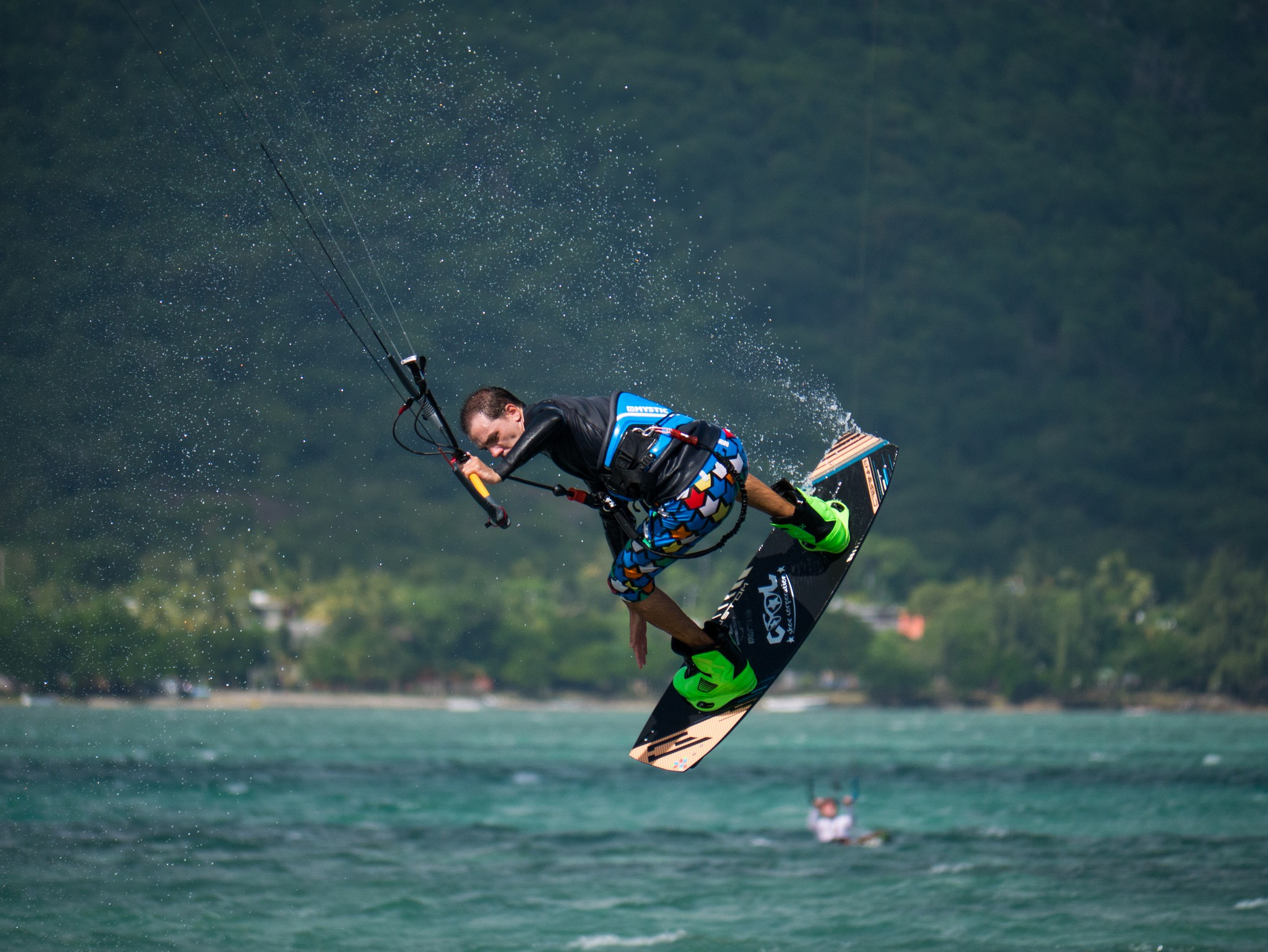 Kite surf in Mauritius|© Ludovic Lubeigt/FlickR https://www.flickr.com/photos/73796220@N04/28528948256/