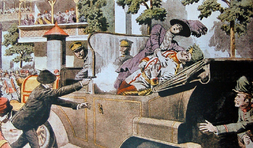 Assassination of Archduke Franz Ferdinand | ©  SARAJEWO Attentat / Wikimedia Commons