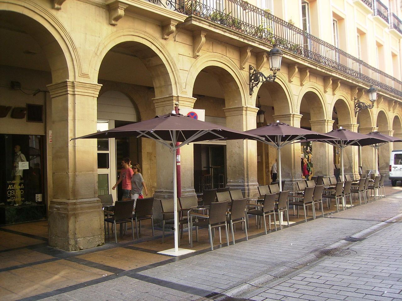 Logroño, Spain | © Hectorvm/Wikimedia Commons