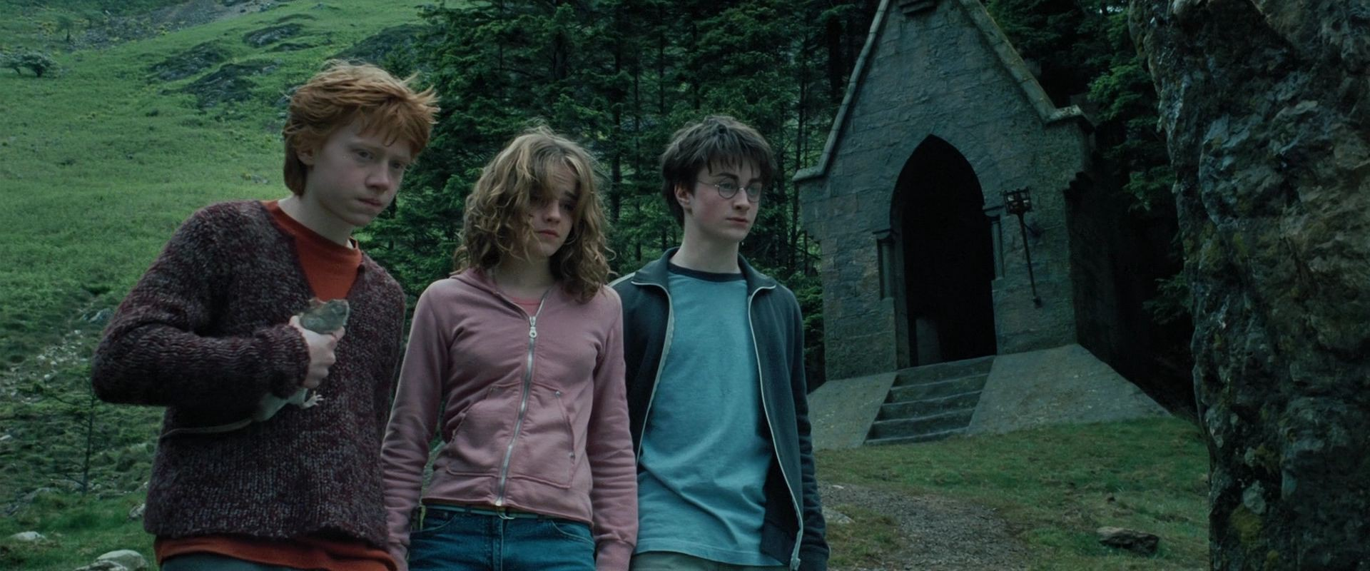 Ron, Hermione and Harry aren't kidding us | © Warner Bros