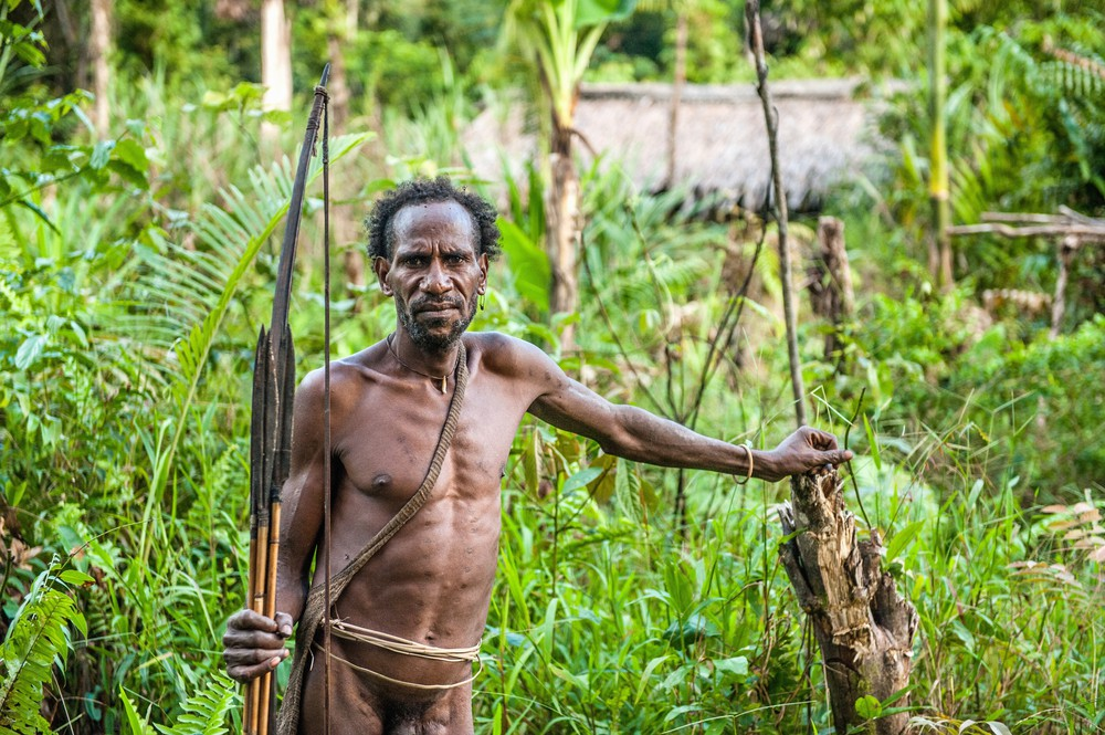 Meet the Korowai Tribe of Papua New Guinea
