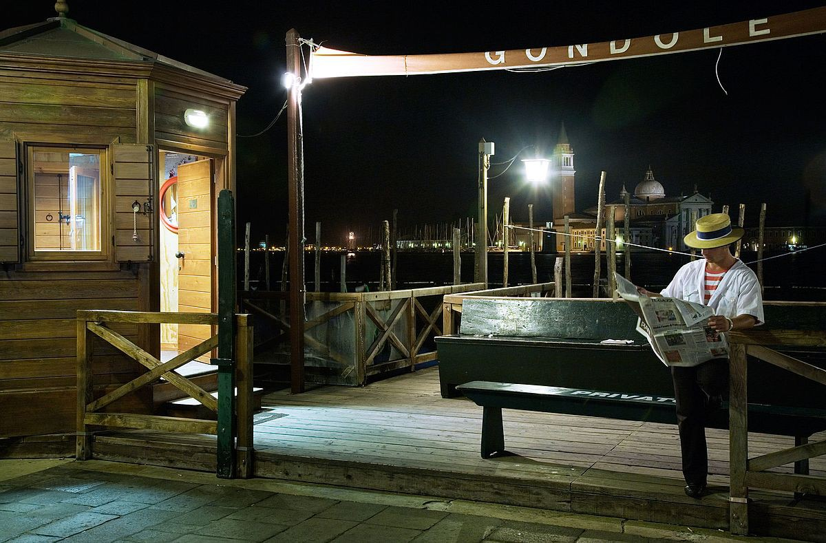 Venice | Jorgeroyan/Wikicommons