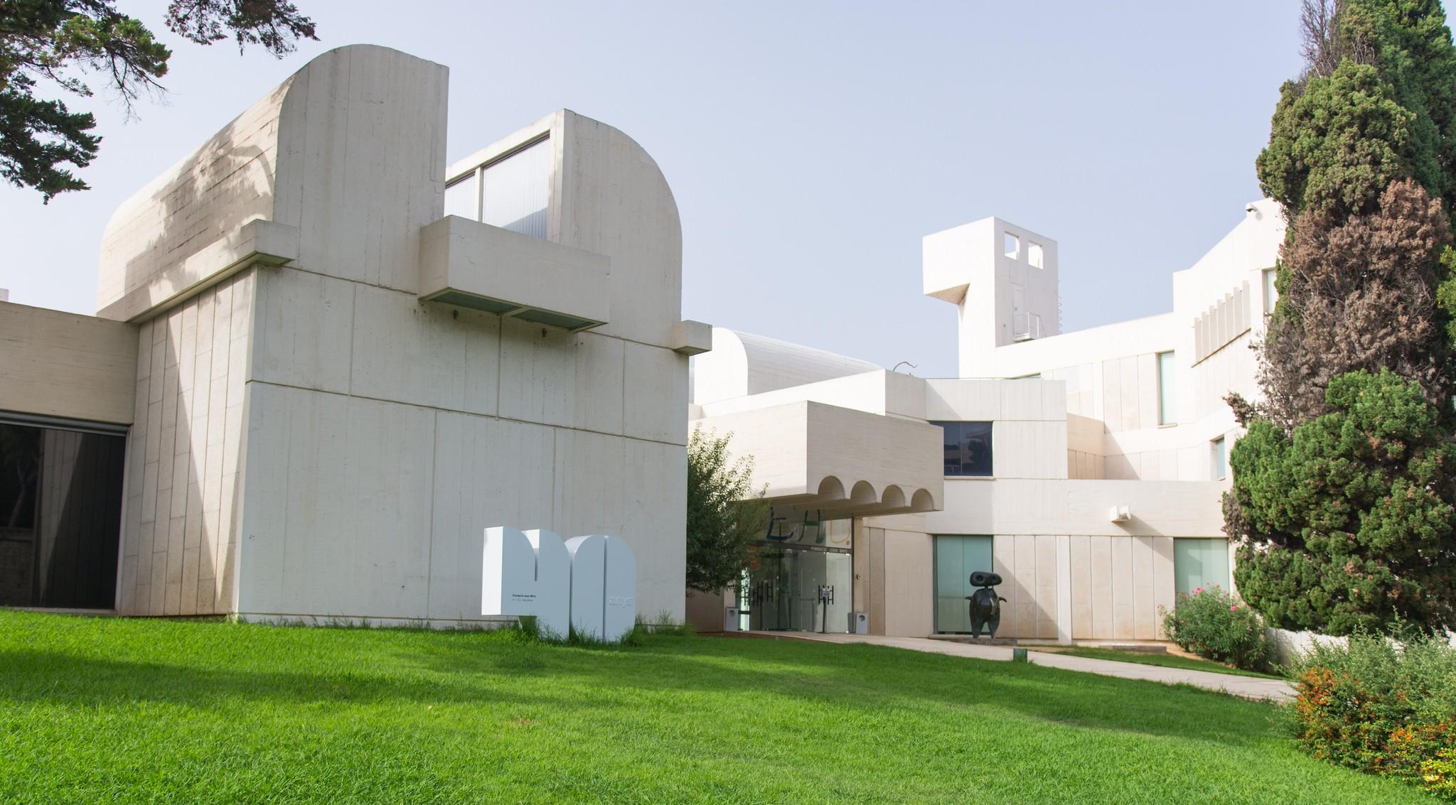 Joan Miró Foundation   © z0rc/Flickr