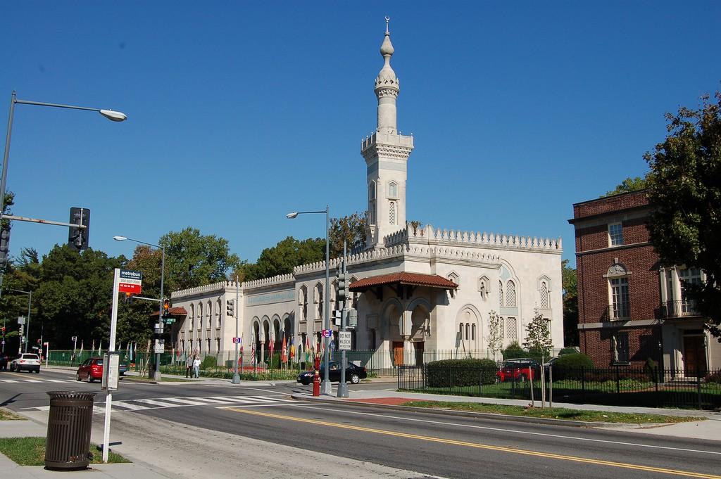 Islamic Center of Washington, D.C. | © John Bointon / Flickr