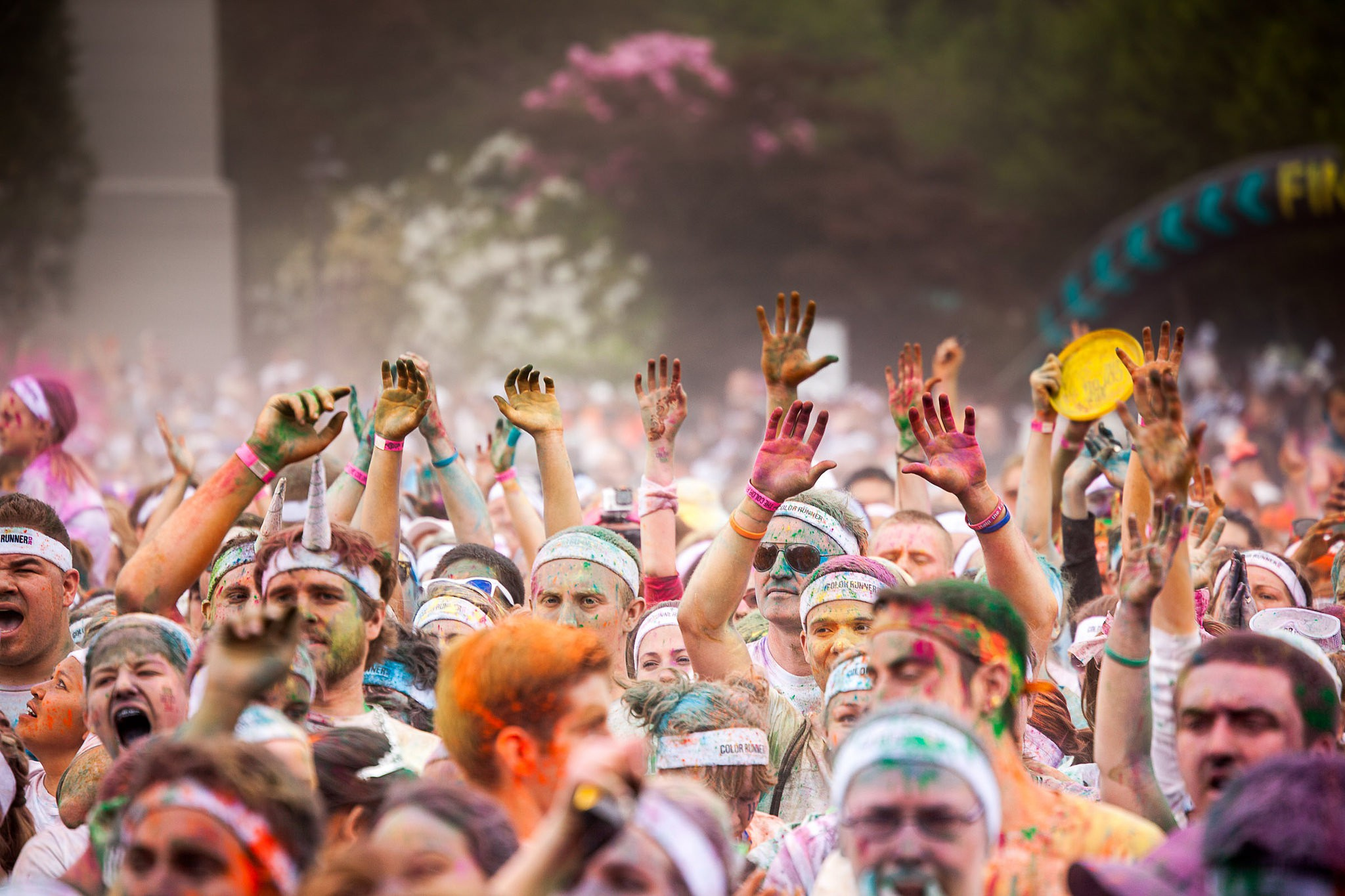 Color Run | © Scooter Lawrimore/Flickr