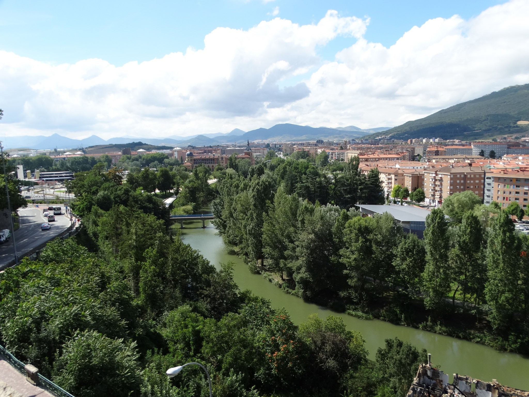 Agra River Pamplona © Adam Jones / Flickr