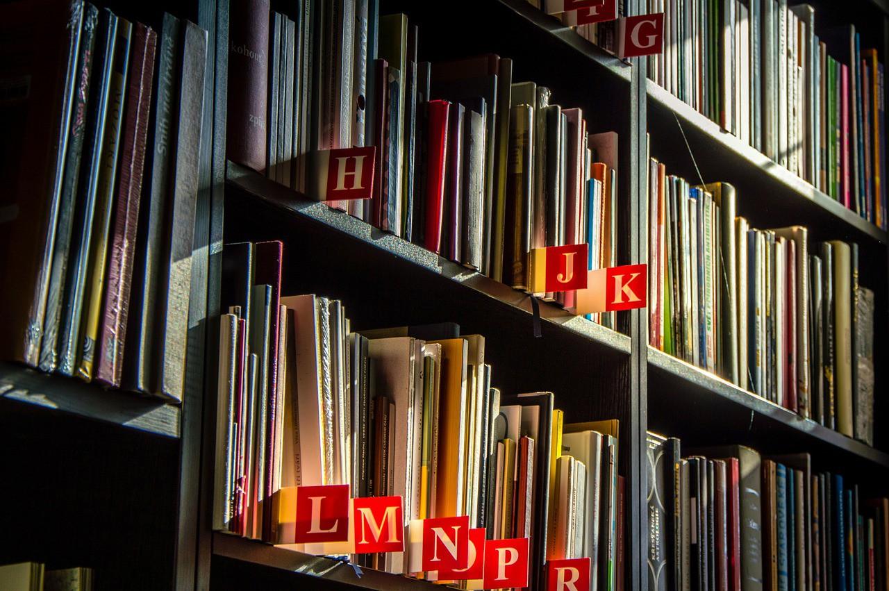 Bookstore © Lubos Houska | Pixabay