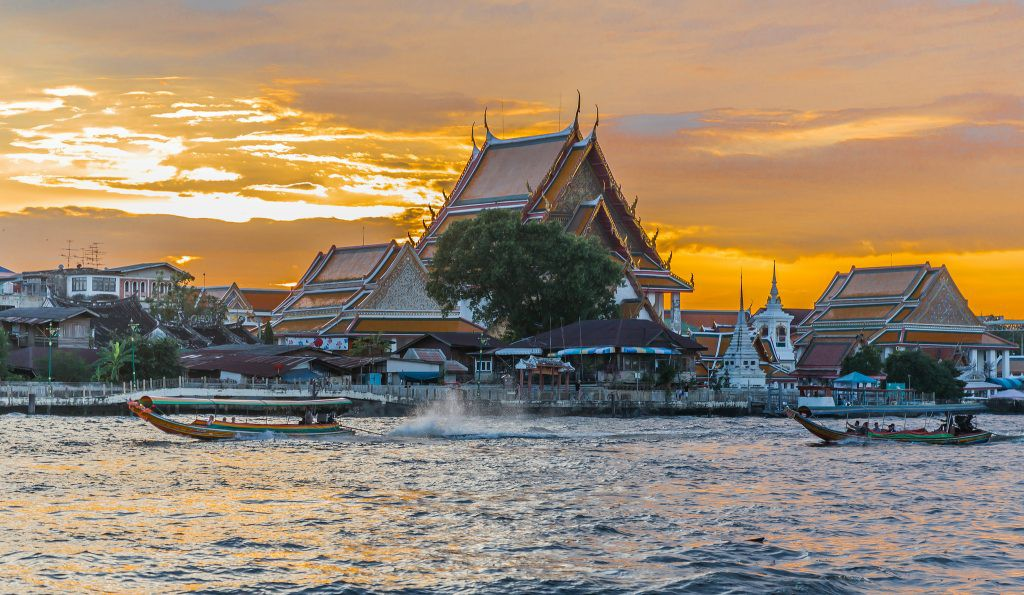 Chao Phraya River, Bangkok, Thailand | © Ninara/Flickr