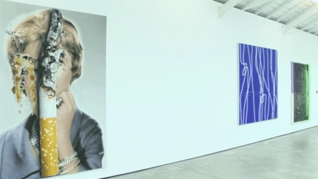 Still From 'In NO time', The Modern Institute, Osborne Street, Glasgow, 2014'   © Vimeo/The Modern Institute