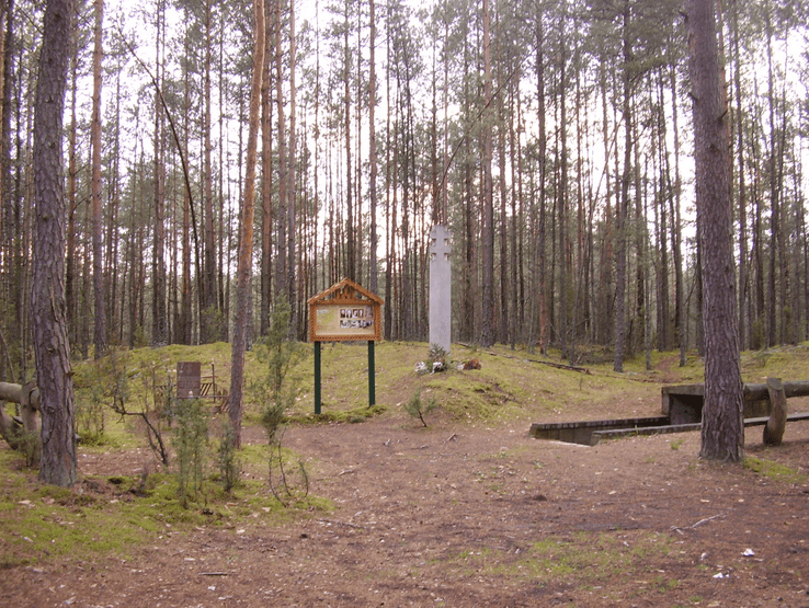 Forest Brothers bunker | ©Zove.mykolas/Wikimedia Commons