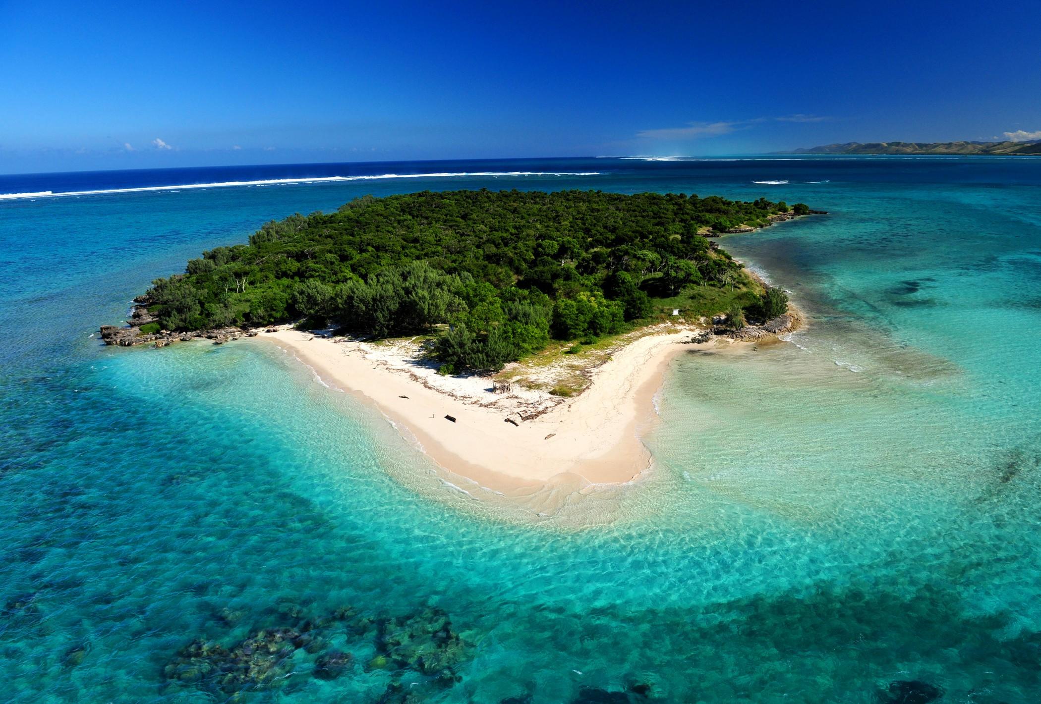 Ile Verte, New Caledonia | Photo courtesy of Marriott International