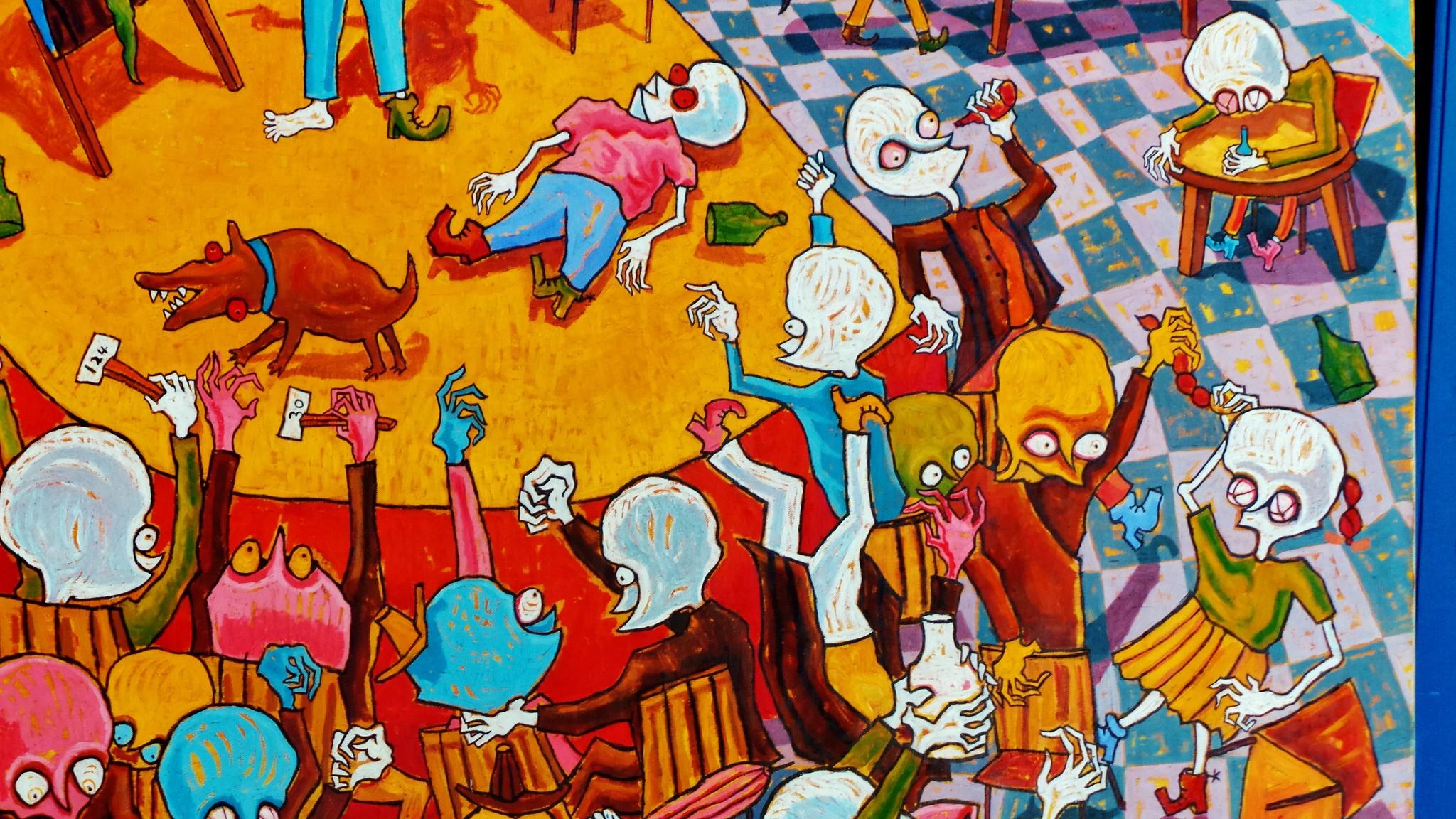 Cuban graffiti   © Gareth Williams / Flickr