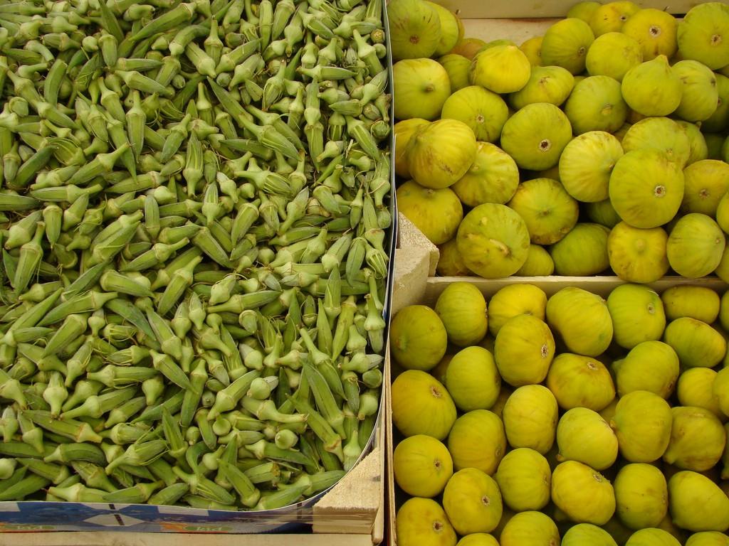 Fresh produce | © one2c900d / Flickr