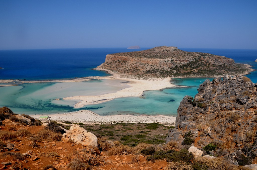 Balos Beach, Crete│© Panegyrics of Granovetter / Flickr