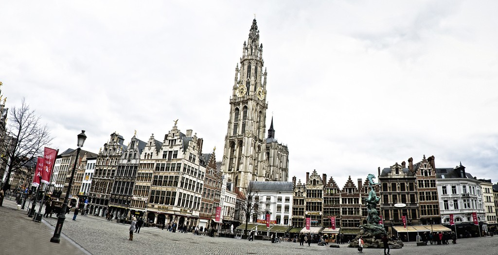 Antwerp | © Victor Bergmann / Flickr