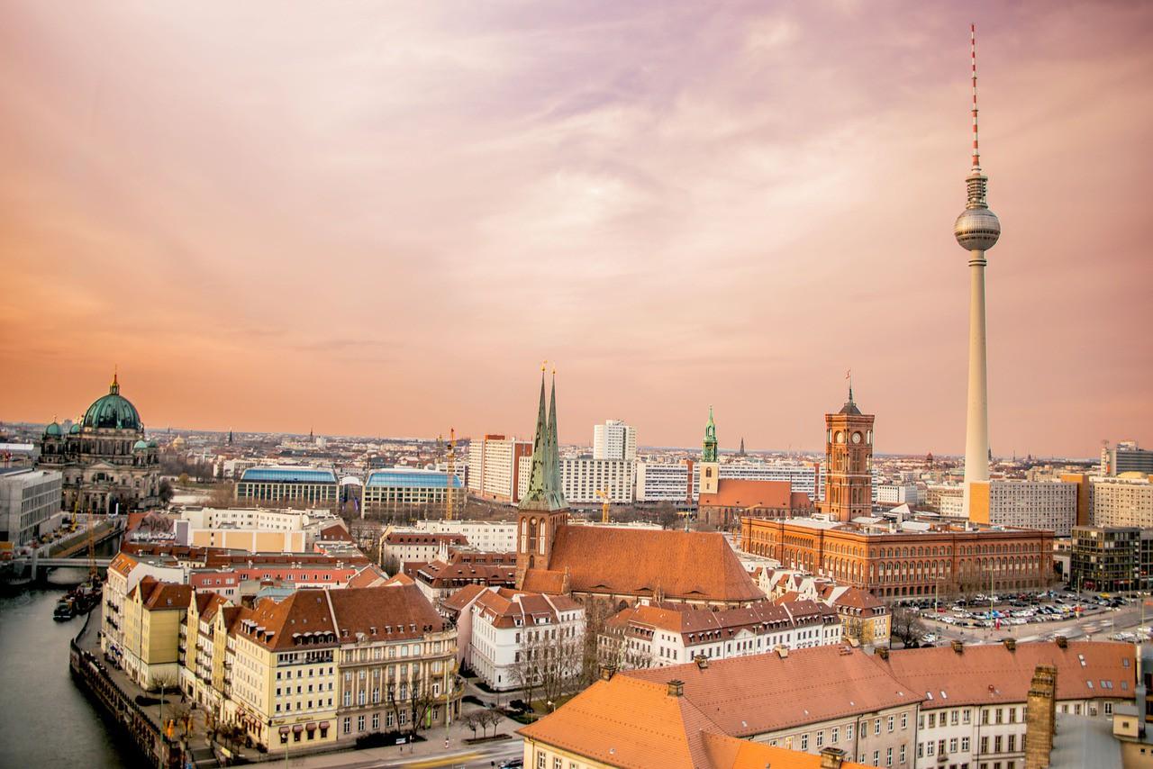 Berlin's skyline   © 2197494/Pixabay