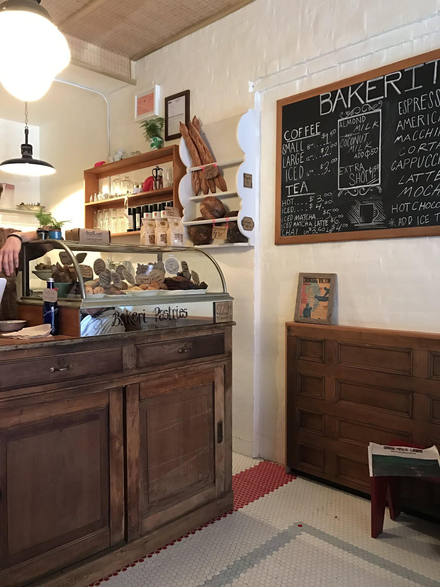 Bakerita | Courtesy of Bakerita