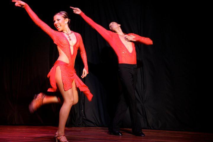 Salsa dancers | © David and Paulina / Flickr