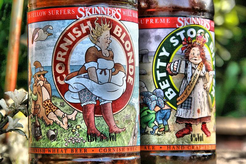 Cornish Ale | © IDS.Photos/WikiCommons