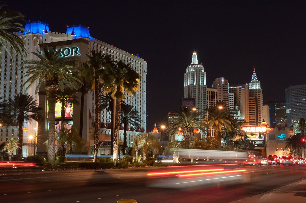 Las Vegas | © InSapphoWeTrust / WikiCommons