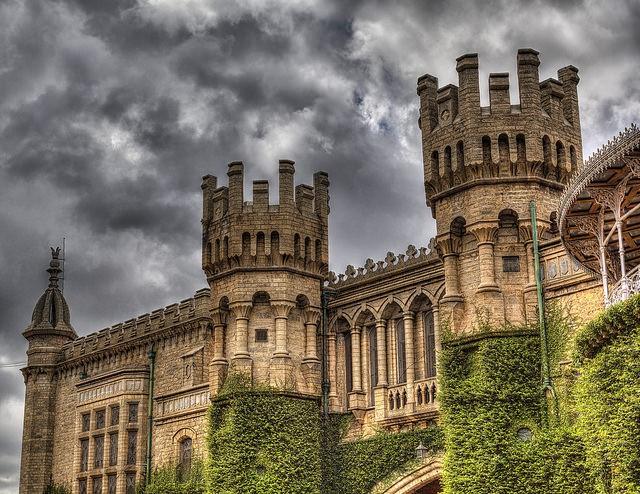Bangalore Palace © John Hoey/Flickr