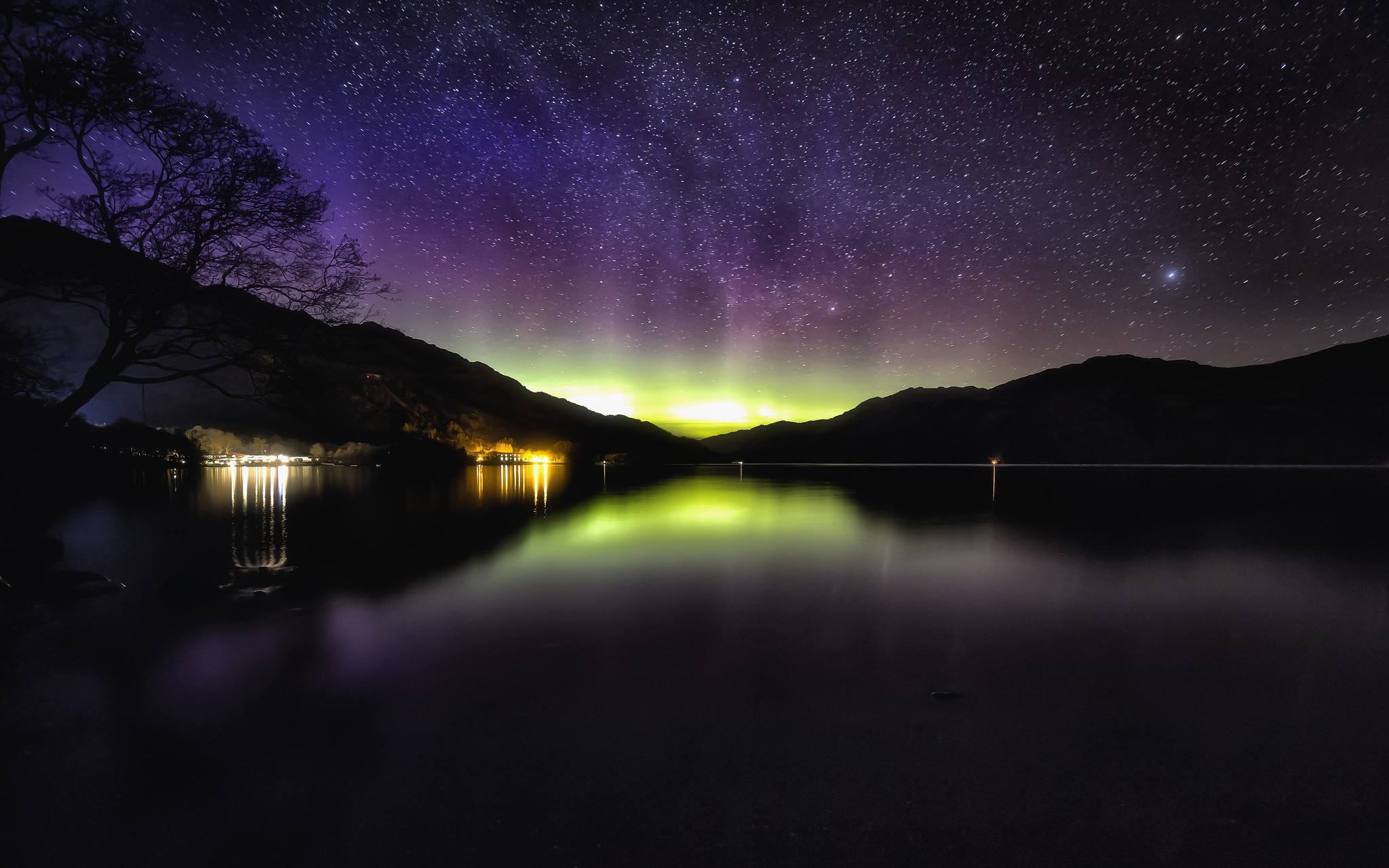Stars Over Loch Lomond | © john mcsporran/Flickr
