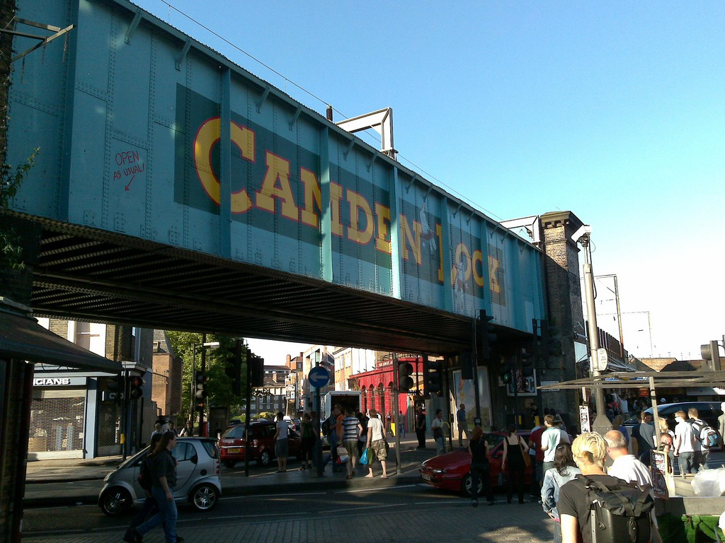Discover the best pubs in Camden