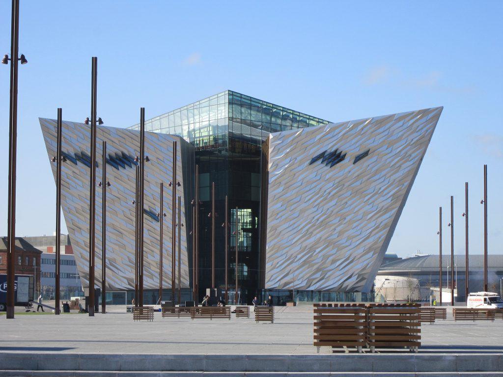 Titanic Belfast | © Leslie Shaw/Flickr