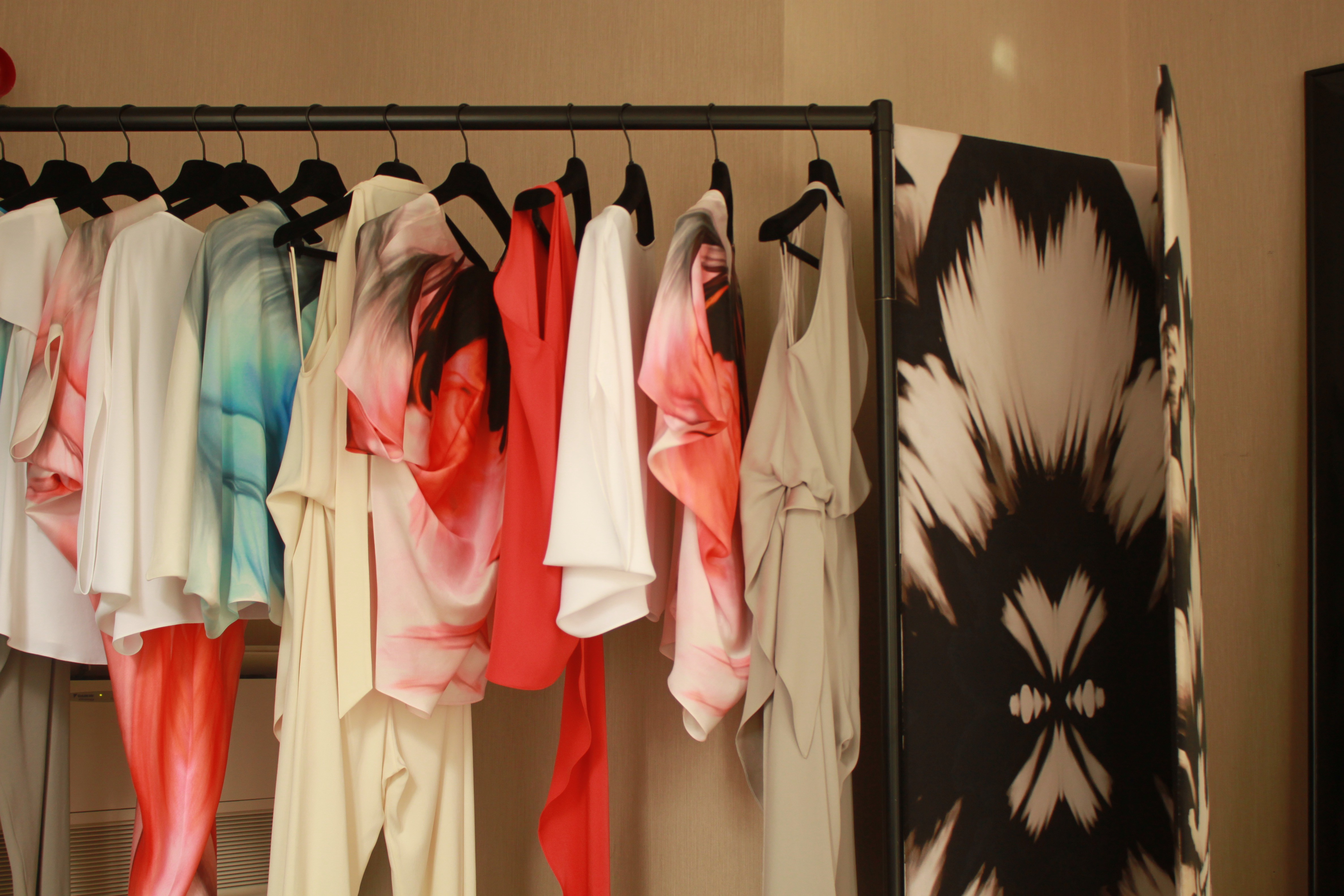 Brook Street Showroom | Courtesy of Maria Grachvogel
