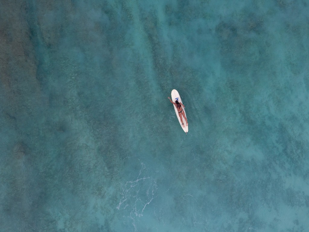 Try Surfing in Seychelles with iSurf Seychelles | Courtesy of iSurf Seychelles