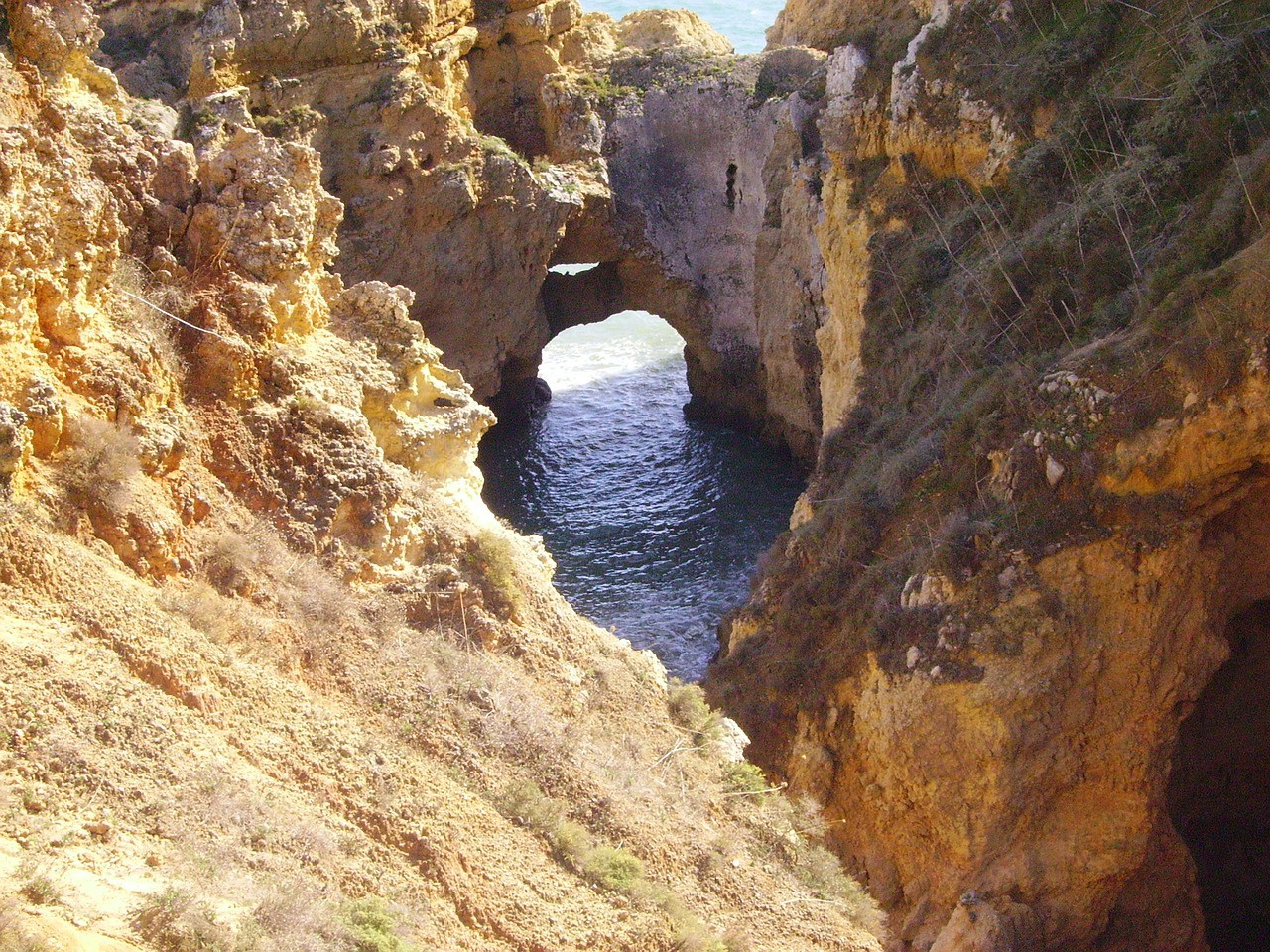 The Algarve I © LunaMucki/Pixabay