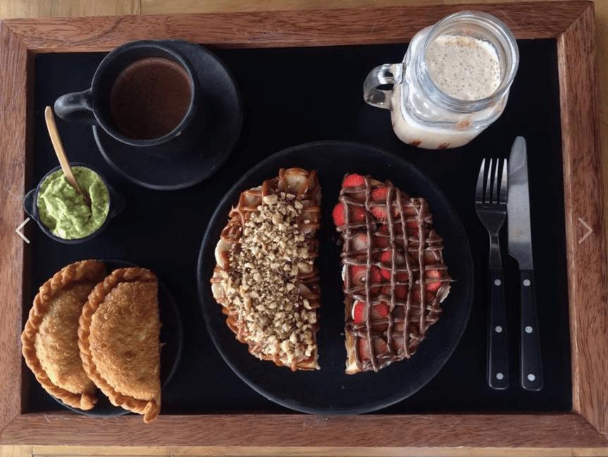 Waffles | ©K'awka Coffee Shop Bakery | Facebook