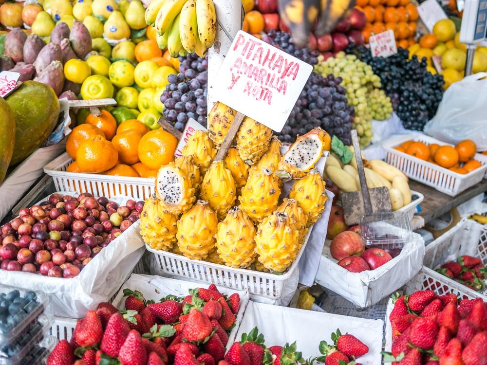 Surquillo market   © Sergio TB/Shutterstock