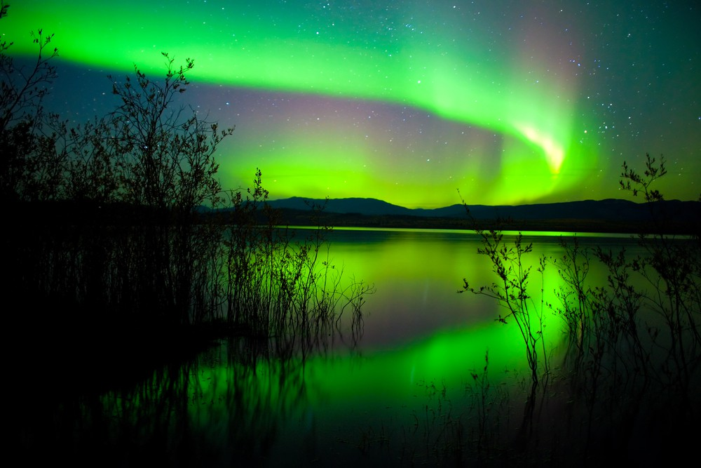 Northern Lights in Canada | © Pi-Lens / Shutterstock
