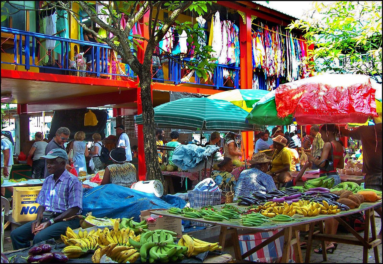 The essential guide to Sir Selwyn Selwyn Clarke market in Victoria Seychelles