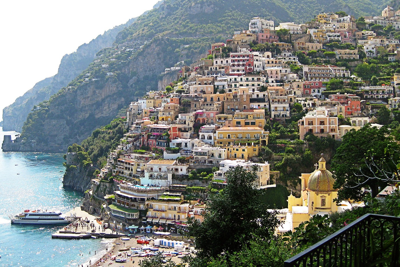 Positano | © blok70/Flickr