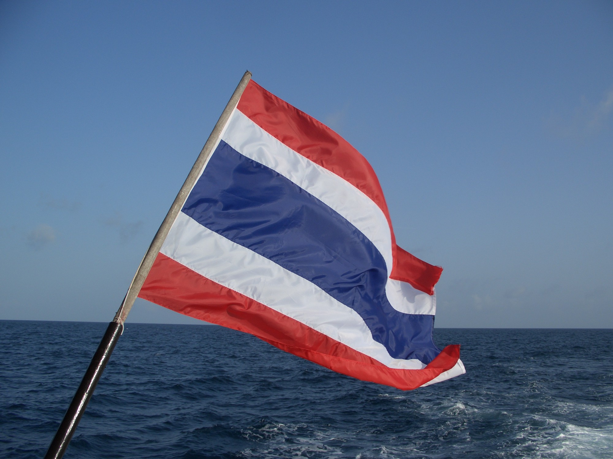 Image result for thai flag