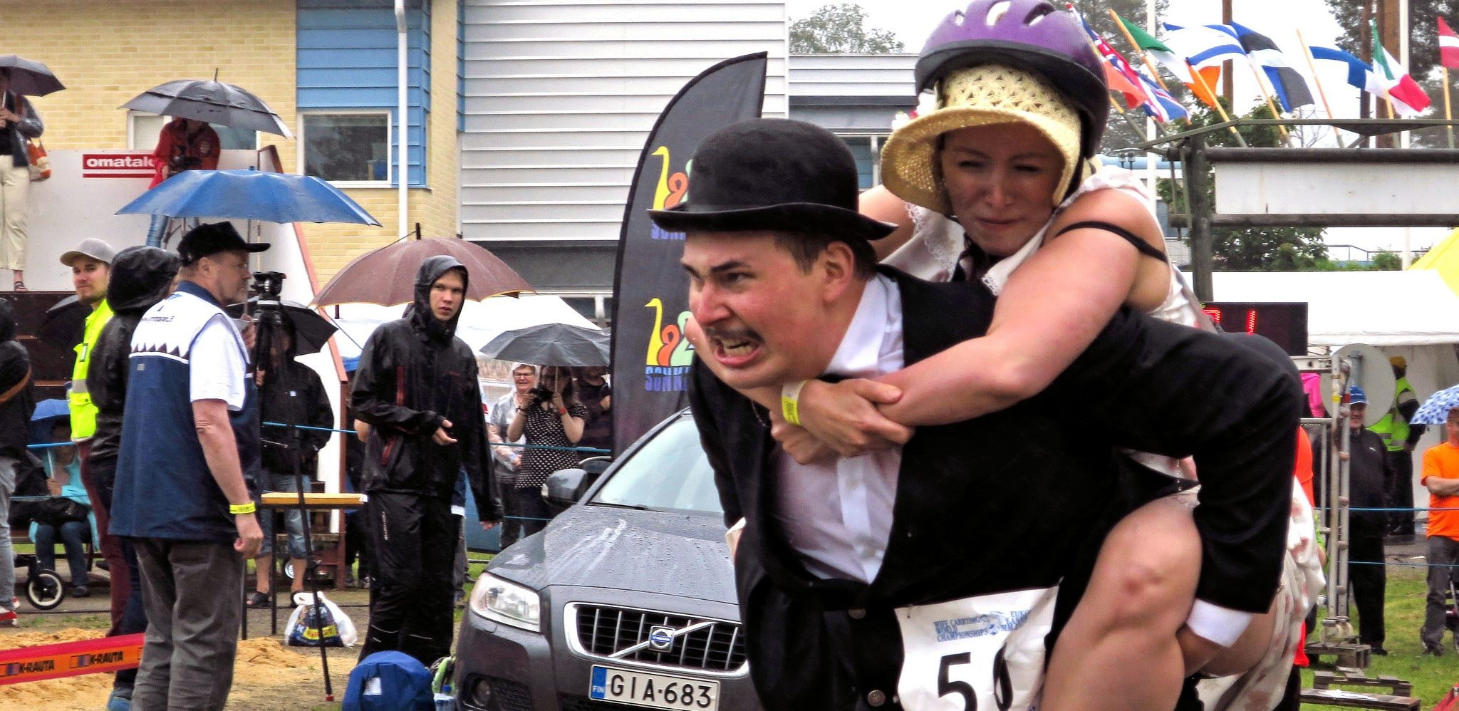 Why Does Finland Have So Many Wacky Sports Events?