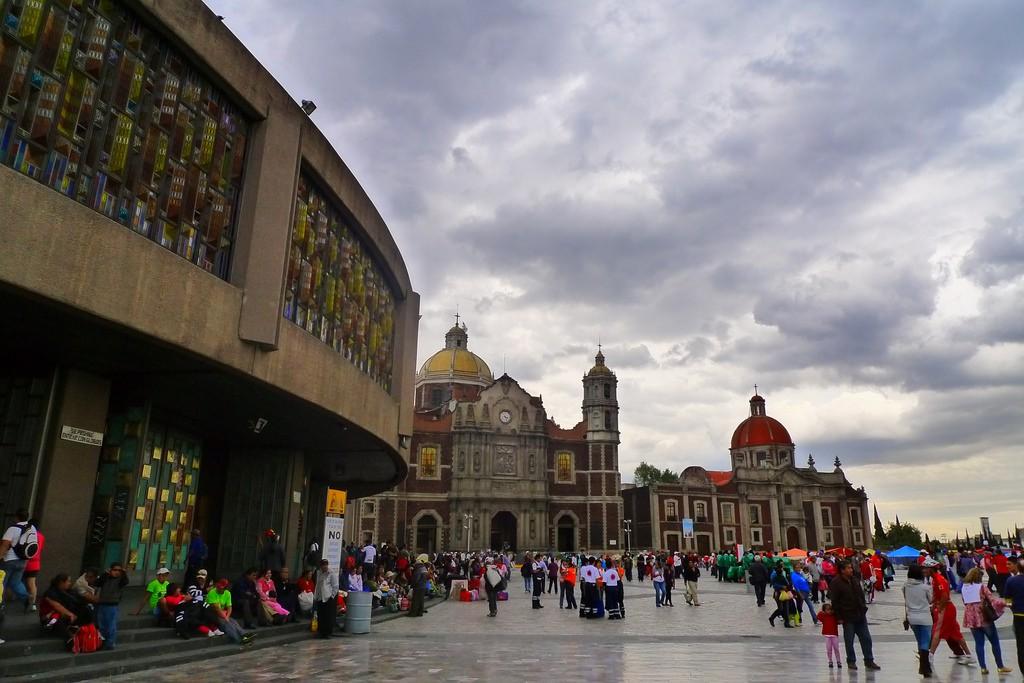 The Basilica de Guadalupe | © Nacho Pintos / Flickr