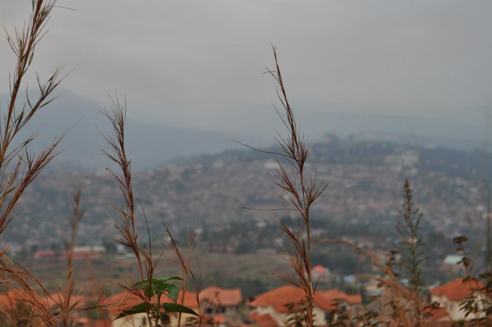 Views of Kigali at dusk | © Courtesy of Leah Feiger